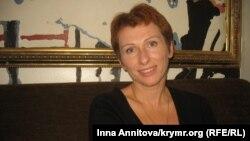 Марьяна Скрыпник, участница программы «Новый отсчет»