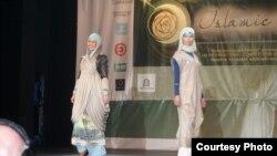 Узган ел Казанда үткән мөселман киемнәре дизайнерлары бәйгесе