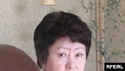 Дарийха Оморова, генерал Исмаил Исаковдун жубайы, 25-январь, 2010-жыл.
