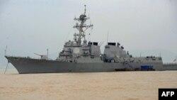 Есмінець USS Lassen (архівне фото)