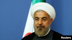 Presidenti i Iranit, Hassan Rohani.