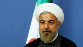 Iranian President Hassan Rohani