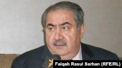 Ирак сыртқы істер министрі Хошияр Забери.