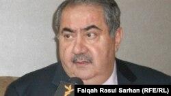 Министр иностранных дел Ирака Хошияр Зебари.