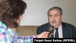 هوشيار زيباري في لقاء مع مراسلة الاذاعة في عمان
