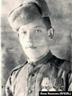 Кирилл Антипов. Ашхабад. 1946 г.