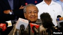 Mahathir Mohamad (file photo)