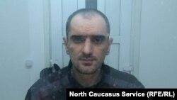 Аслан Черкесов, заключенный колонии в Енисейске, Красноярский край, архивное фото