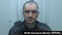 Аслан Черкесов, заключенный колонии в Енисейске, Красноярский край