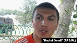 Alisher Qodirqulov, a Tajik who went to live in territory controlled by Islamic State