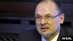 Serbia - Jelko Kacin, Member of the European Parliament, in official visit in Belgrade, 16Mar2010