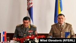 Anto Jeleč i Ljubiša Diković, 25. septembar 2013.