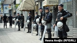 Belgrade Pride March Passes Off Peacefully Amid High Police Presence