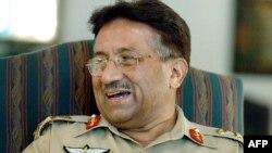 FILE: Pervez Musharraf