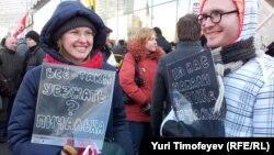 Активное партстроительство идет на смену активности митинговой?