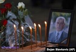 Optužnica za ubistvo Olivera Ivanovića (na fotografiji) podignuta je u decembru prošle godine