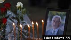 """Lider građanske inicijative """"Sloboda, demokratija, pravda"""" (SDP) Oliver Ivanović ubijen je 16. januara"""