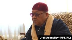 Кыргыз эл акыны Эрнис Турсунов, 3-март, 2014.