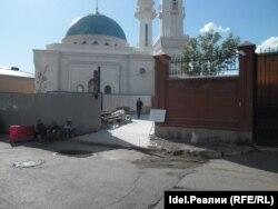Мечеть Ирек