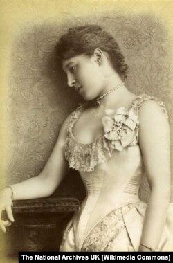 Лилли Лэнгтри. 1885