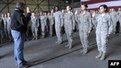 Визит министра обороны США Леона Панетты на базу Инчирлик 14 декабря 2012 г.