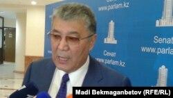 Парламент сенатының депутаты Мұрат Бақтиярұлы.