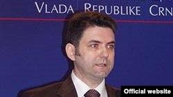 Ministar Petar Ivanović