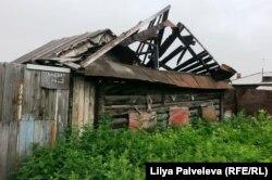 Заброшенный дом на Инской