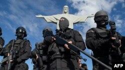 افسران یکان «نیروهای عملیات ویژه»؛ ریو دو ژانیرو