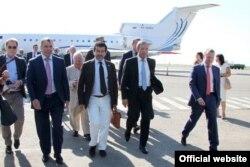 Візит французьких депутатів до окупованого Криму. 23 липня 2015 року