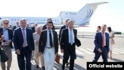 Французькі сенатори прибули до Криму, Сімферополь, 23 липня 2015