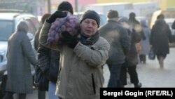 Ульяновск. Возвращение с овощного рынка