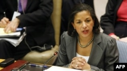 Susan Rice is President Barack Obama's ambassador to the United Nations.