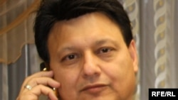Kyiv Post owner Mohammad Zahoor