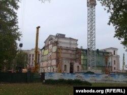 Купалаўскі тэатар, кастрычнік 2011-га