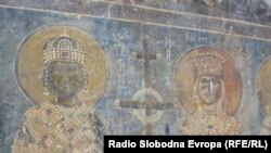 Црквата од 12 век во Курбиново е приказ за негрижата кон македонското културно наследство