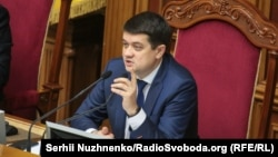 Закон повернуто з підписом голови парламенту 8 липня
