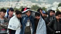 Sirijske izbjeglice u Grčkoj, 19. lipnja 2015.