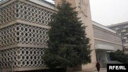 Здание Союза литераторов Таджикистана