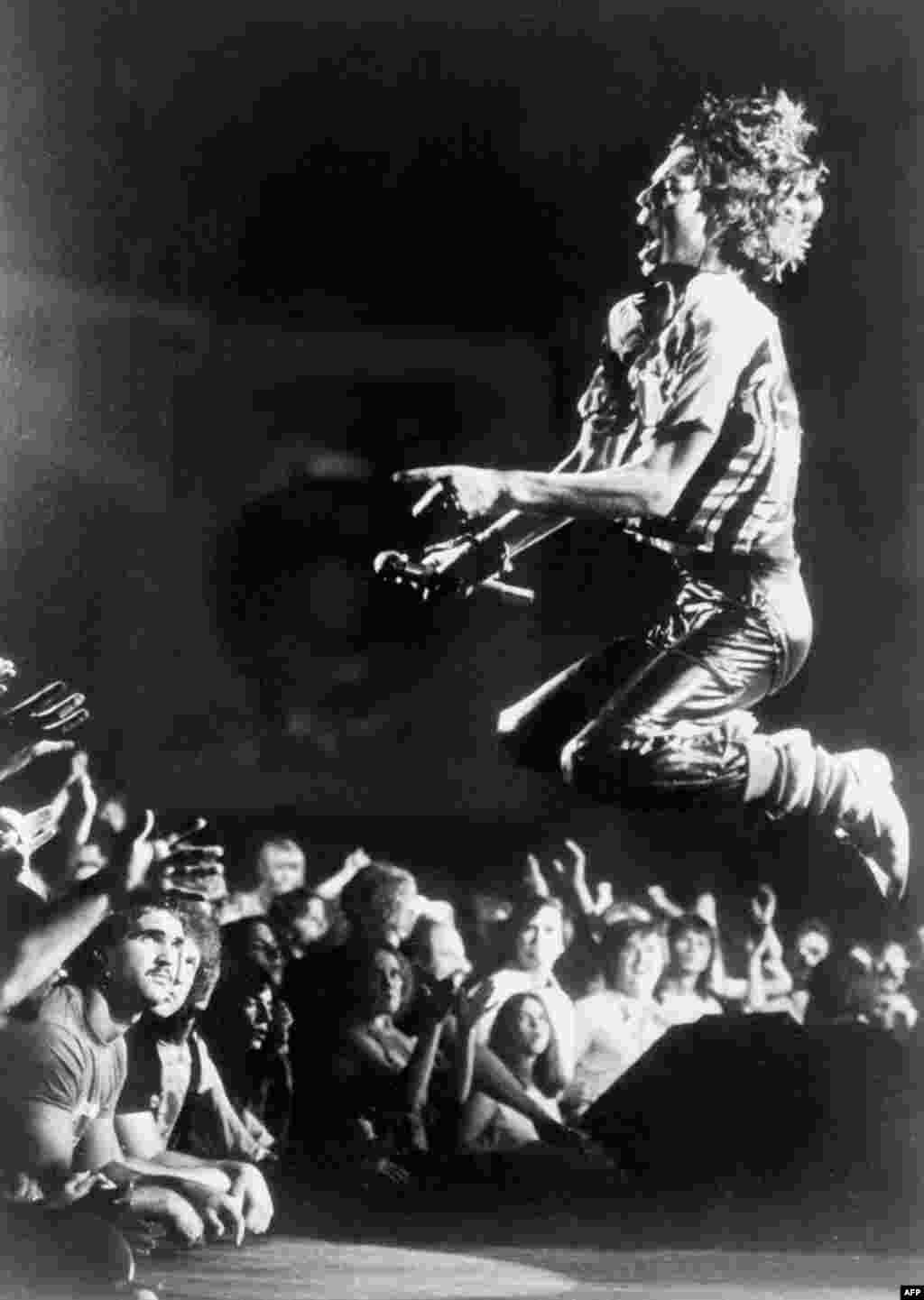 ჯგუფმა - რომლის ეს ფოტო აშშ-ის ქალაქ ატლანტაში, 1978 წელს არის გადაღებული - დიდ ბრიტანეთში გამოუშვა 22 სტუდიური ალბომი (აშშ-ში - 24), 11 ლაივ-ალბომი (აშშ-ში - 12) და უამრავი კრებული.