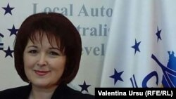 Tatiana Badan, președinta CALM (foto arhivă).
