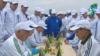 В Туркменистане начался месячник «здоровья и счастья». Ашхабад, 2 апреля 2017 года.