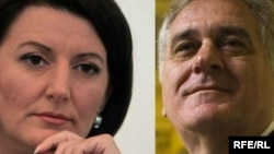 Atifete Jahjaga i Tomislav Nikolić