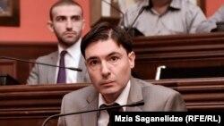 ირაკლი მექვაბიშვილი
