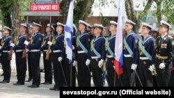 234-я годовщина со дня основания Черноморского флота России, Севастополь, 13 мая 2017 года
