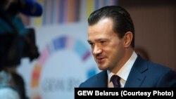Дзяніс Алейнікаў. Фота: GEW Belarus