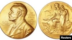 Nobel medalı (Arxiv)