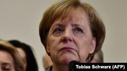 Angela Merkel, 19 noyabr, 2017-ci il