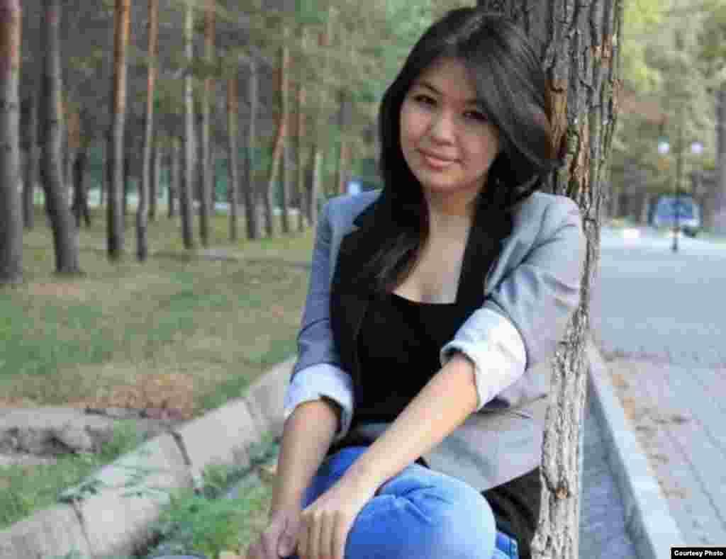 Автор блога Алина Алымкулова