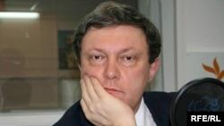 Григорий Явлинский в студии Радио Свобода